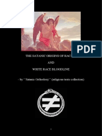 The Satanic Origins of Racism and White Race Bloodline
