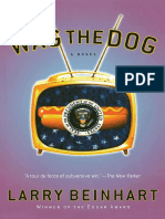 Wag the Dog_ A Novel - Larry Beinhart.pdf