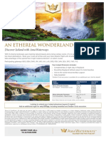 Complimentary 2-night Icelandic Cruise Extension