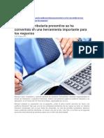 Lectura 2 at Auditoria Preventiva Herramienta