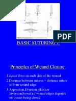 Basic Suturing