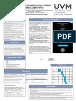 Investigacion LX Y POSGRADO Formato Para Cartel Foro De