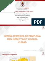 Pamplona Oral y Epica