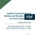Mobile Remote Access