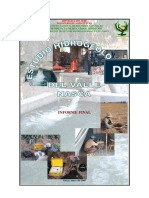 Estudio Hidrogeologico Nasca