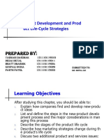 Product Development and Life Cycle
