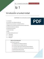 Capítulo No. 1 - Introducción a La Electricidad