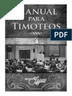 Manual Para Timoteos Crop