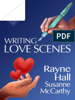 Writers Craft 27 - Writing Love Scenes - Rayne Hall