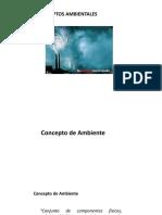 conceptos ambientales abioticos