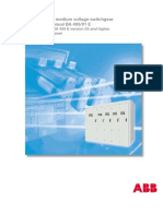 ABB ZX2 Double Feeder Panel Manual En