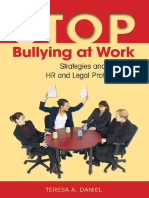 Teresa a. Daniel-Stop Bullying at Work_ Strategies and Tools for HR and Legal Professionals-Society for Human Resource Management (2009)