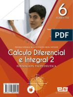 Cal Culo Diferencia l Integral 2