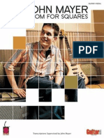 Songbook John Mayer - Room For Squares.pdf
