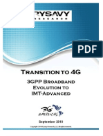 3G Americas  Research HSPA-LTE Advanced
