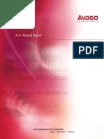 Avago_Annual Report 2011