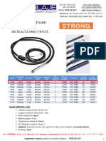 Lance Vibratoare Strong t 3613