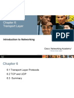 6. Transport Layer