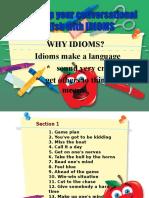 idioms.ppt