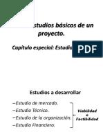 5.- Estudio técnico
