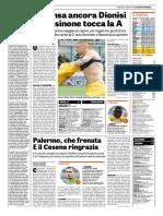 La Gazzetta Dello Sport 13-05-2018 - Serie B - Pag.1
