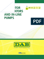 DAB Pumps Catalogo 01 Circolatori Eng