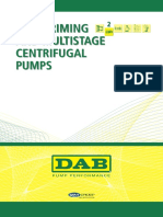 001802071-2009 10 Self-priming Multistage Centrifugal Pumps