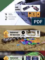 Catalogue U3d Extruder