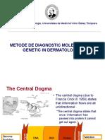 LP 6 TesteMoleculareGeneticeDermatologie.ppt