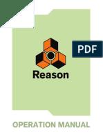 Reason 6 Operation Manual