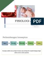 4. Fisiologi Janin