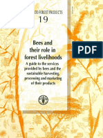 FAO_Bees and Their Role in Forest Livelihoods