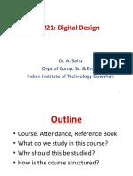 Digital DesignLec01