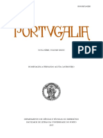 Revista Portugalia Vol. 36.