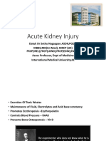18. Acute Kidney Injury