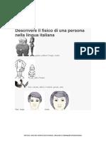 Descrivere La Persona