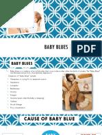 BABY BLUES Presentation