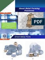 8 - Sheet metal forming 2016 - TP.pdf