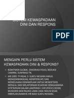 Skd & Respons (Ewars)