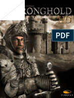 Stronghold HD Handbuch - Deutsch