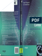 Multivariable Feedback Control 2005