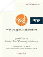 Food Show India at Nagpur