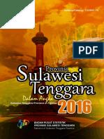 Sulawesi Tenggara Dalam Angka 2016