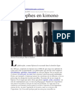 Philosophes en Kimono