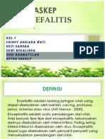 Askep Encefalitis Kel 7