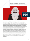 Second Time Farce Rulers of the World Read Karl Marx