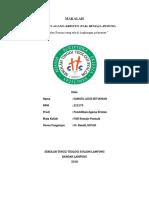 Makalah PAK REMAJA Kenakalan Remaja Di Lingkungan Pelayanan, 2018