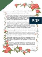 Editorial DIA DE LA MADRE