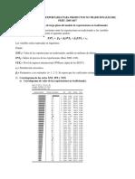 Modelo de Oferta Exportable Para Productos No Tradicionales Del Perú