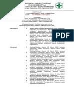 080 Sk Jenis Reagensia Dan Bahan Lain Yang Harus Tersedia Di Laboratorium Puskesmas Cigemblong